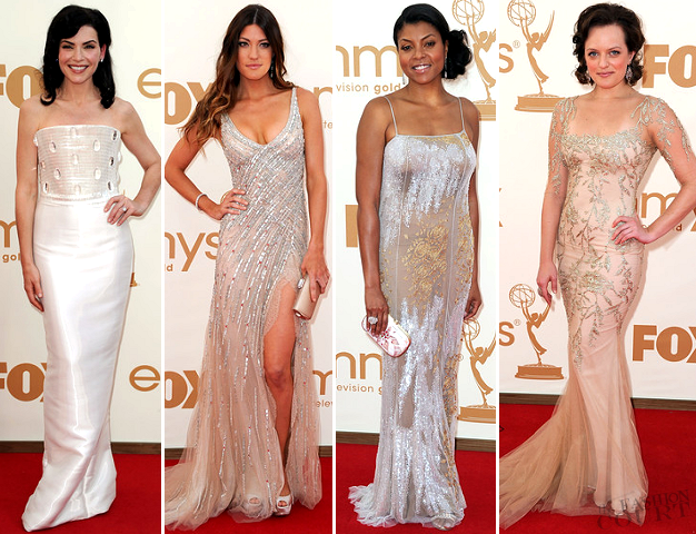 Emmy Awards Fashion: All That Glitters...