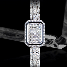 Chanel Fine Jewelry - Première Pave All Diamond Watch