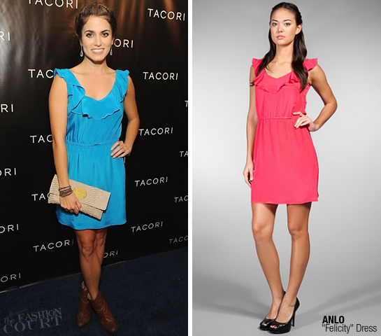 Nikki Reed in ANLO | Club Tacori 2011